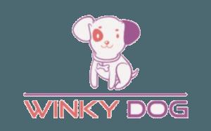 Winky Dog Logo