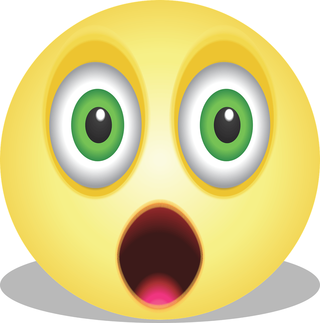shocked emoji